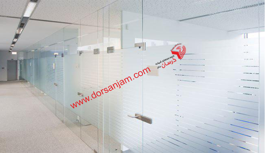 glass partition dorsanjam