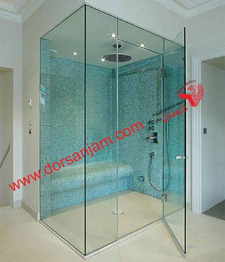 اجرای انواع شیشه حمام