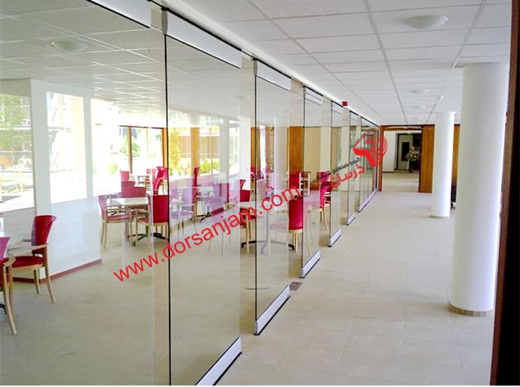 پارتیشن شیشه ای | قیمت پارتیشن شیشه ای 5