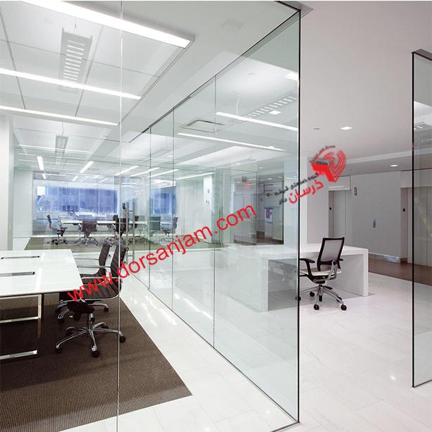 پارتیشن شیشه ای | قیمت پارتیشن شیشه ای 1
