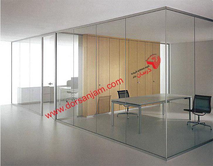 پارتیشن شیشه ای | قیمت پارتیشن شیشه ای 2