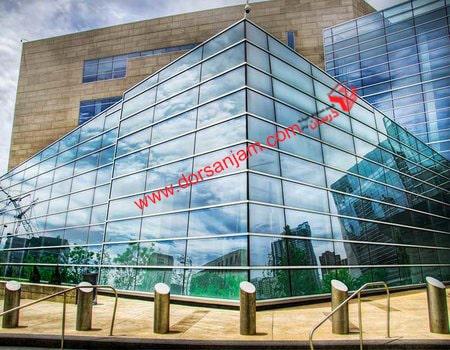 اجرای انواع شیشه دو جداره